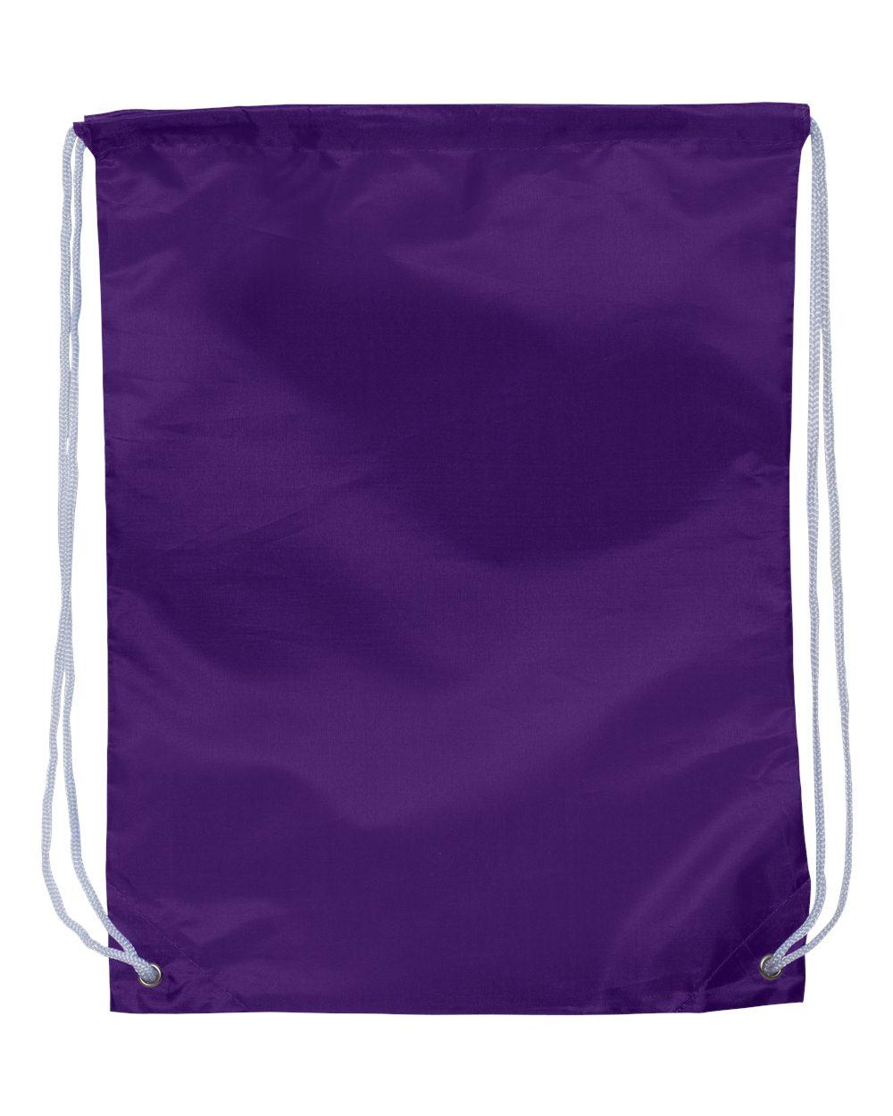 Valubag VB0058 - Nylon Cinch Bag Draw String Backpack