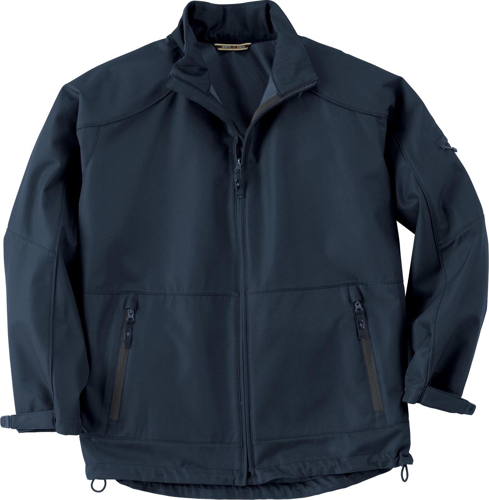 Ash City Performance Jackets 88121 - Men's Performance Mid-Length Soft Shell Jacket