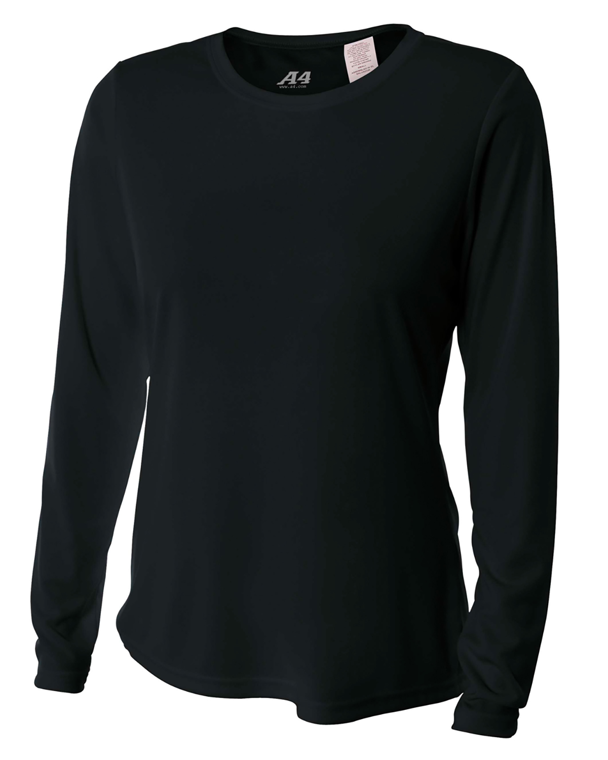 A4 NW3002 - Women's Long Sleeve Cooling Performance ...