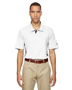 adidas Golf A128 - puremotion Colorblock 3-Stripes Polo