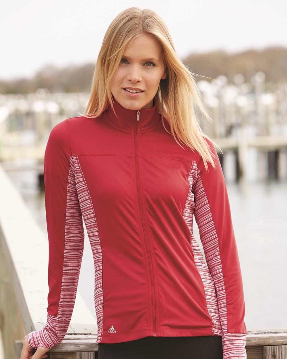 Adidas A202 - Golf Women's Rangewear Full-Zip Jacket
