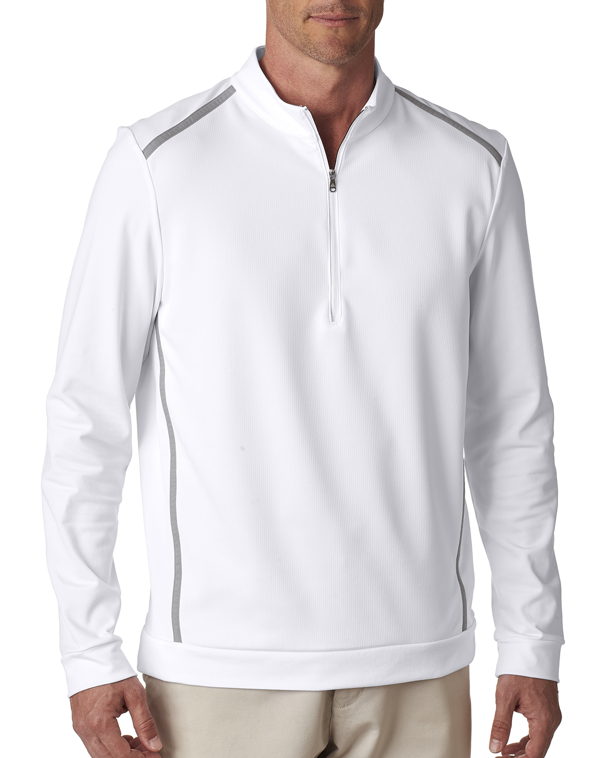 Adidas A277 - Men's Half-Zip Training Top