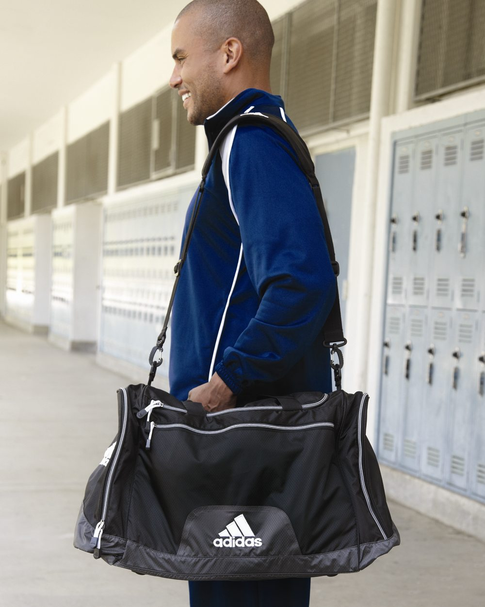 adidas - University Medium Duffle