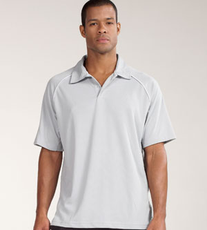 "alo M1002 Men""s Short Sleeve Sport Shirt"