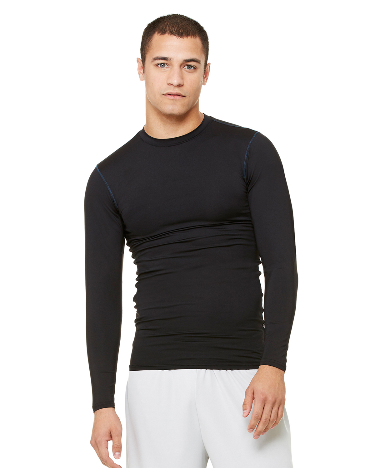 alo M3003 Men's Long Sleeve Compression T-Shirt