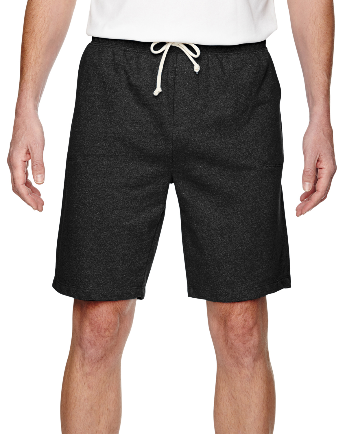 Alternative 05393E - Men's Eco-Mock Twist Triple Double Short