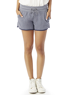 Alternative 5078BT - Ladies' French Terry Track Short