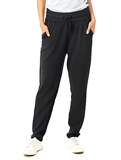 Alternative 5080BT - Ladies' French Terry Relay Race Pant