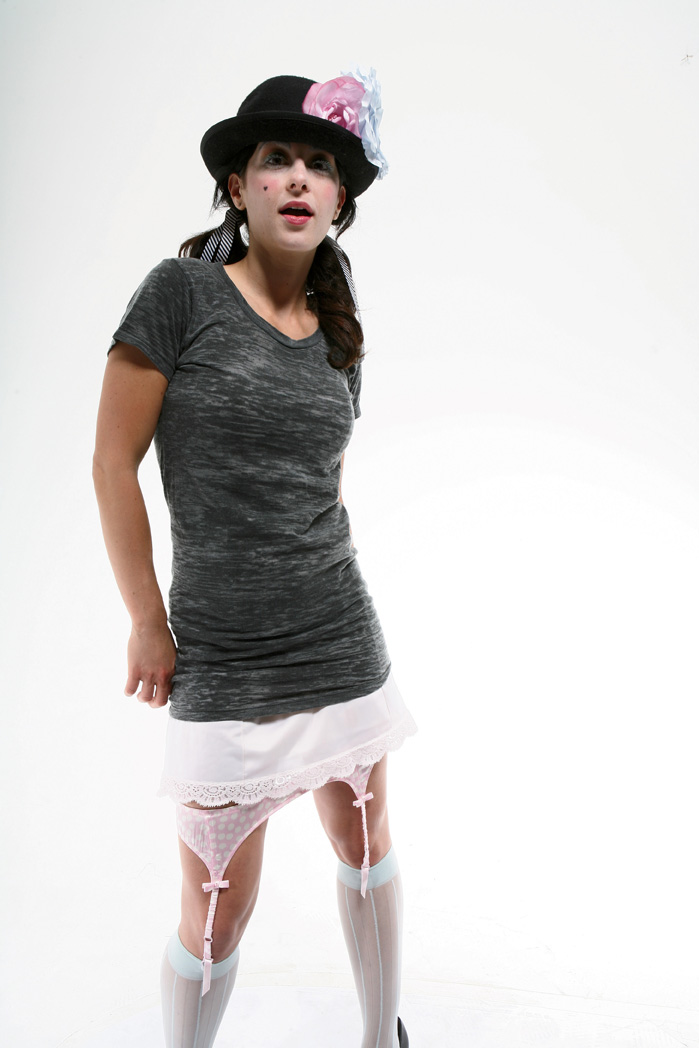 Alternative AA2618  Women's Burnout Tunic