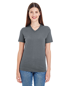 American Apparel 2356W - Ladies' Fine Jersey Short-Sleeve Classic V-Neck