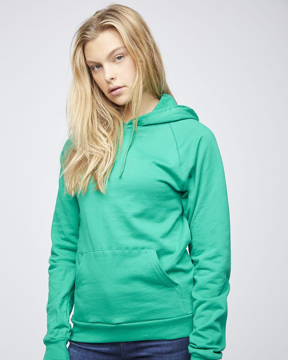 American Apparel 5495W - Cali Fleece Pullover Hoodie