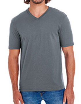 American Apparel AR204 - Unisex Fine Jersey Classic V-Neck