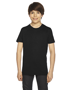 American Apparel BB201W - Youth Poly-Cotton Short-Sleeve Crewneck