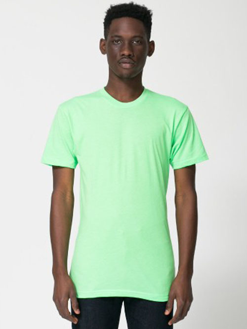 American Apparel BB401 - Adult Poly Cotton Short-Sleeve Tee