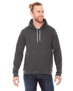 American Apparel - F498 Unisex Flex Fleece Drop Shoulder Pullover Hoodie