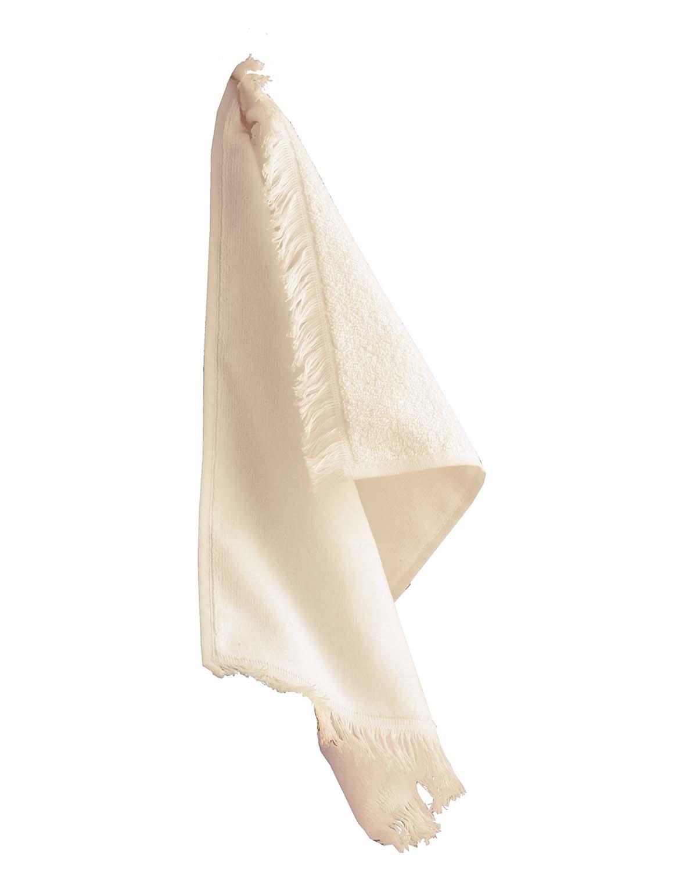 Anvil T600  Fringed Fingertip Towel