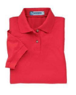 Ash City Pique 75008 - Ladies' 100% Cotton Pique Polo