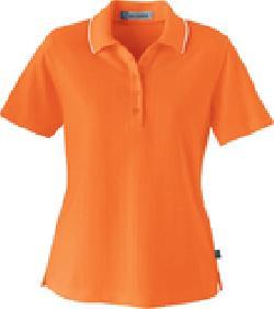 Ash City Edry 75045 - Ladies' Edry Needle Out Interlovk Polo