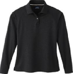 Ash City Eperformance 75061 - Ladies' Long Sleeve Eperformance Pique Polo