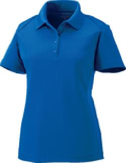 Ash City Eperformance 75108 - Shield Ladies' Snag Protection Solid Polo