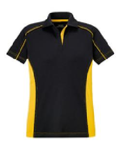 Ash City Eperformance 75113 - Fuse Polo Ladies' Snag Protection Plus Color-Block Polo
