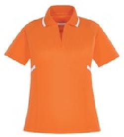 Ash City Eperformance 75118 - Propel Ladies' Eperformance Interlock Polo With Contrast Tape