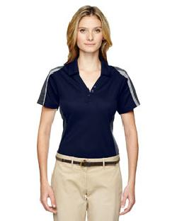 Ash City Extreme 75119 - Ladies' Eperformance Strike Colorblock Snag Protection Polo
