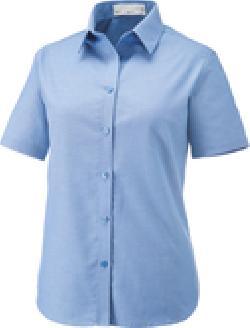 Ash City Wrinkle Resistant 77039 - Maldon Ladies' Short ...
