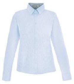 Ash City Wrinkle Resistant 77043 - Paramount Ladies' Wrinkle Resistant Cotton Blend Twill Checkered Shirt
