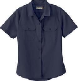 Ash City Uniform Shirts 77702 - Ladies' Soil Release ...