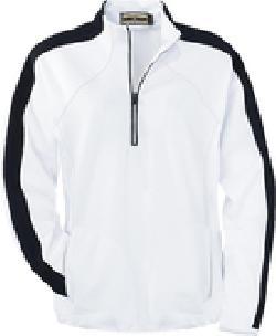Ash City Lifestyle Athletic Separates 78035 - Ladies' Half-Zip Double Knit Top
