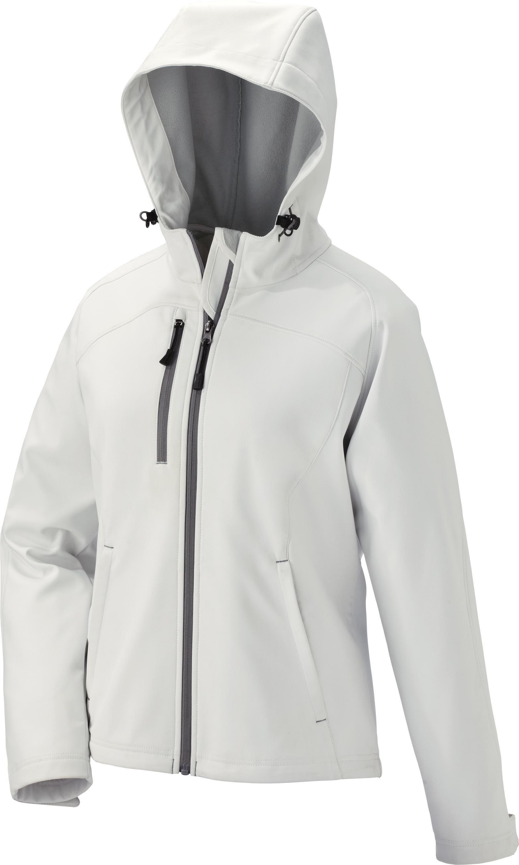 Ash City UTK 1 Warm.Logik 78166 - Prospect Ladies' Soft Shell Jacket With Hood