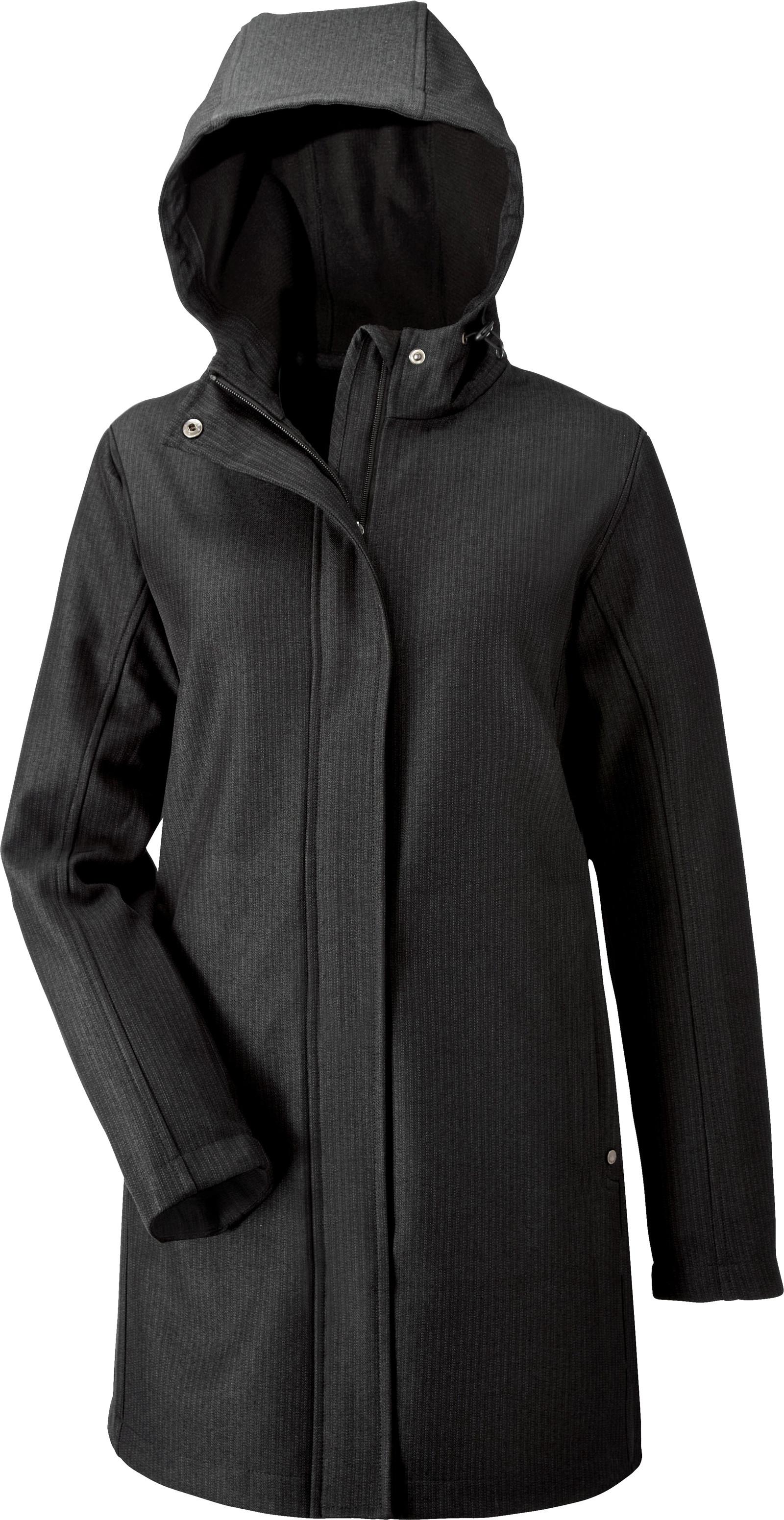 Ash City UTK 1 Warm.Logik 78171 - Ladies' Textured City Soft Shell Jacket