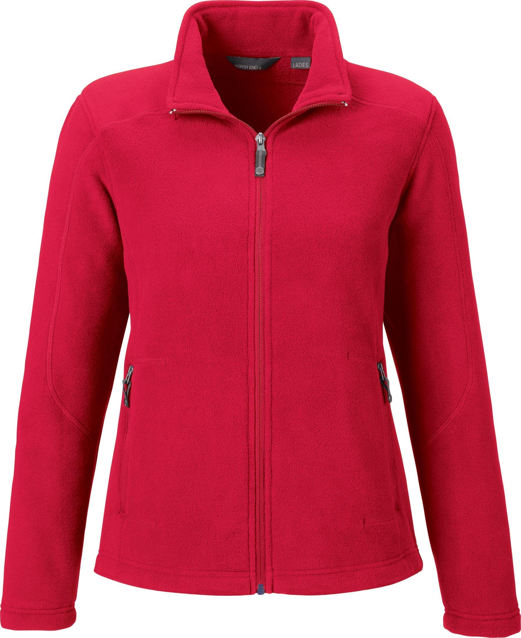 Ash City Poly Fleece 78172 - Voyage Ladies' Fleece Jacket