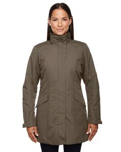 Ash City North End 78210 - Ladies' Promote Insulated Car Jacket
