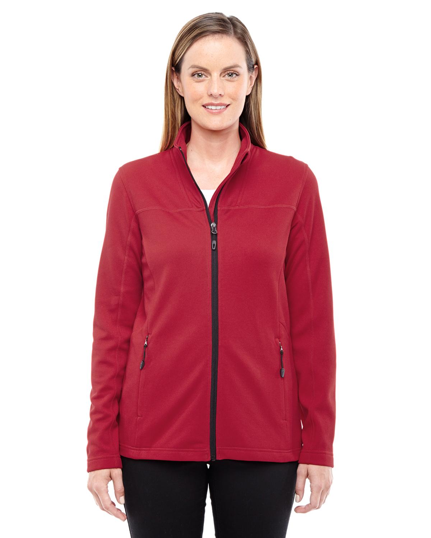 Ash City - North End 78229 - Ladies' Torrent Interactive Textured Performance Fleece Jacket