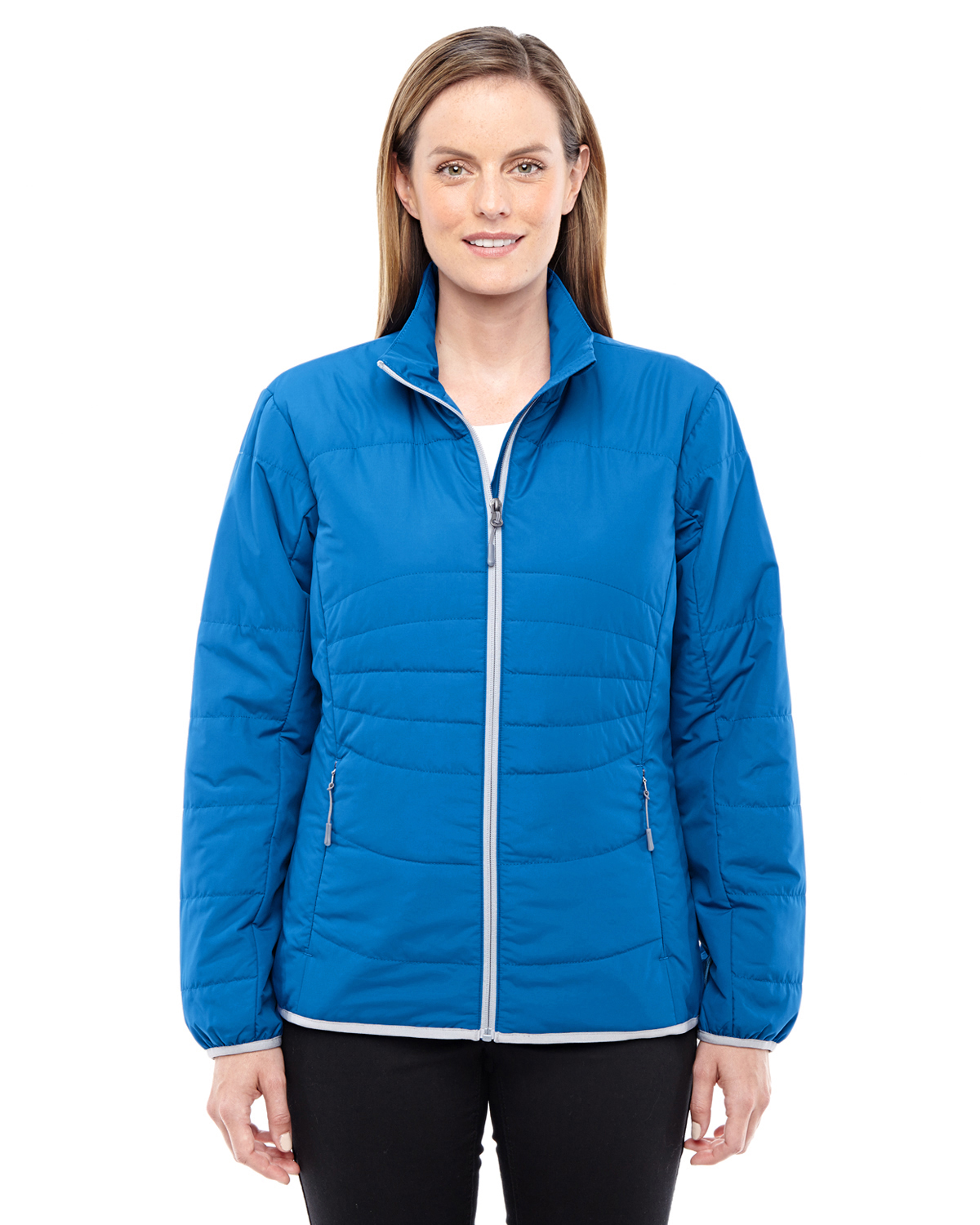 Ash City - North End 78231 - Ladies' Resolve Interactive Insulated Packable Jacket