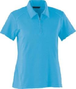 Ash City Performance 78618 - Ladies' Poly Spandex Polo With Mesh