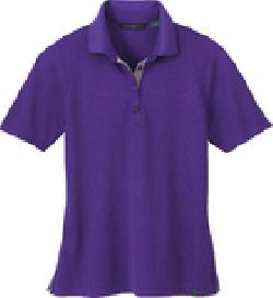 Ash City e.c.o Knits 78630 - Ladies' Recycled Polyeter Performance Waffle Polo