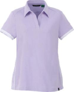 Ash City e.c.o Knits 78633 - Ladies' rganic Cotton/Spandex Jersey Polo
