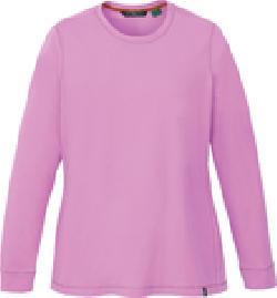 Ash City e.c.o Knits 78634 - Ladies' Organic Cotton/Spandex Jerdey Long Sleeve Crew