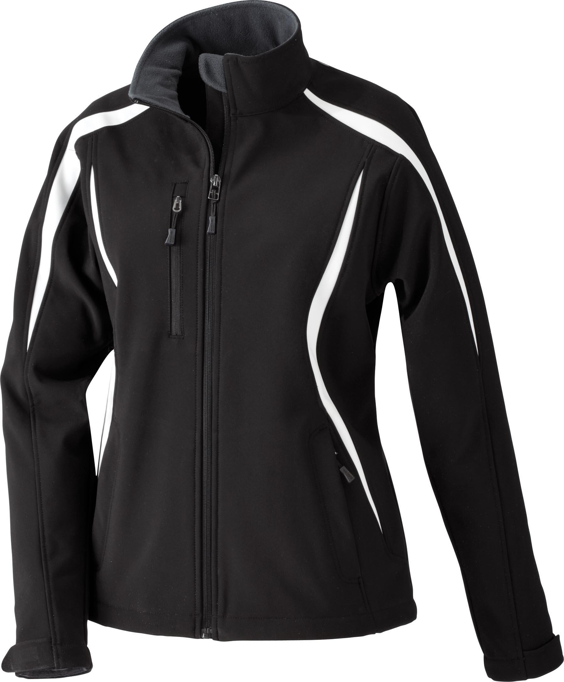 Ash City UTK 1 Warm.Logik 78650 - Enzo Ladies' Color-Block Soft Shell Jacket