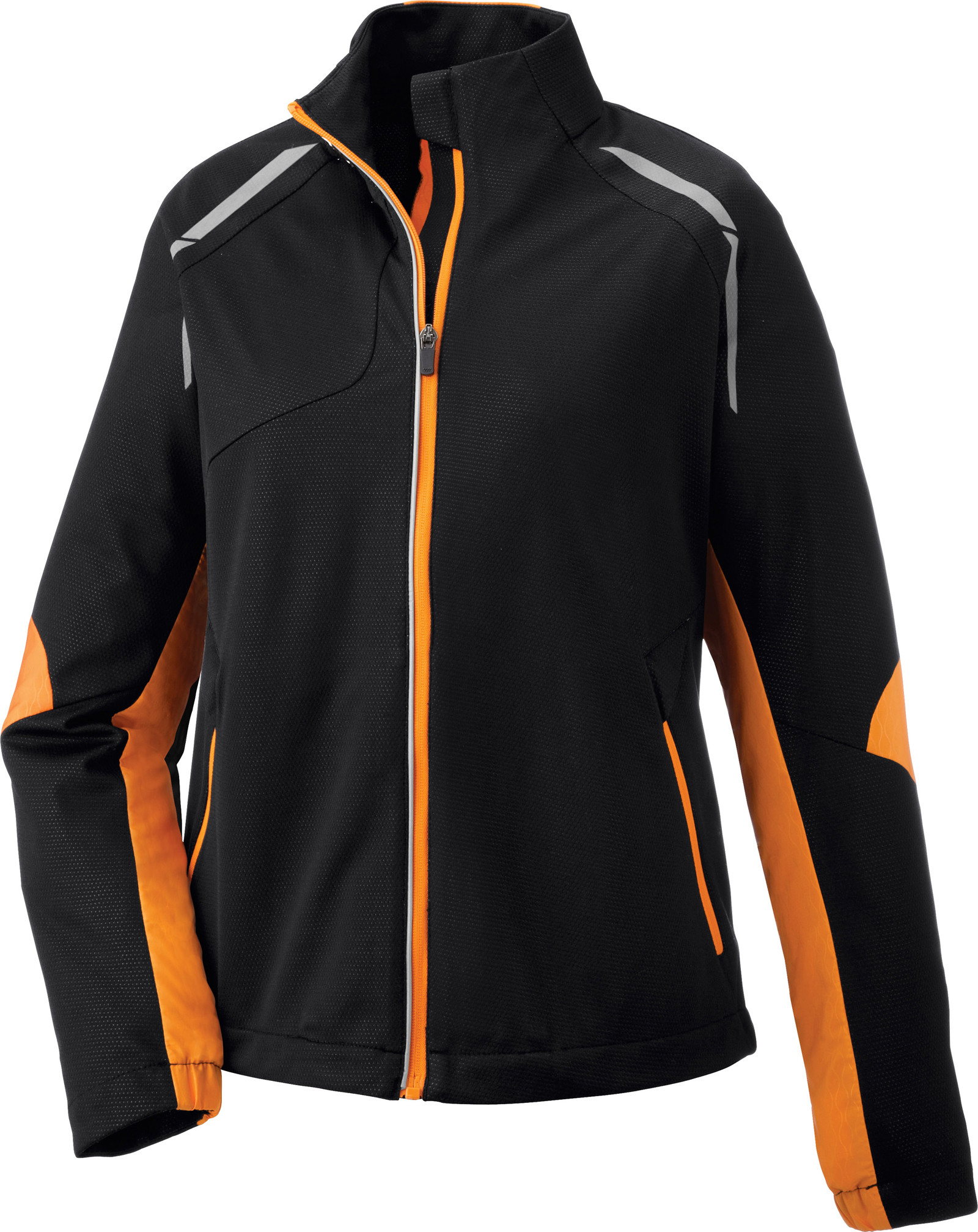 Ash City Lightweight 78654 - Dynamo Ladies' Hybird Perforamnce Soft Shell Jacket