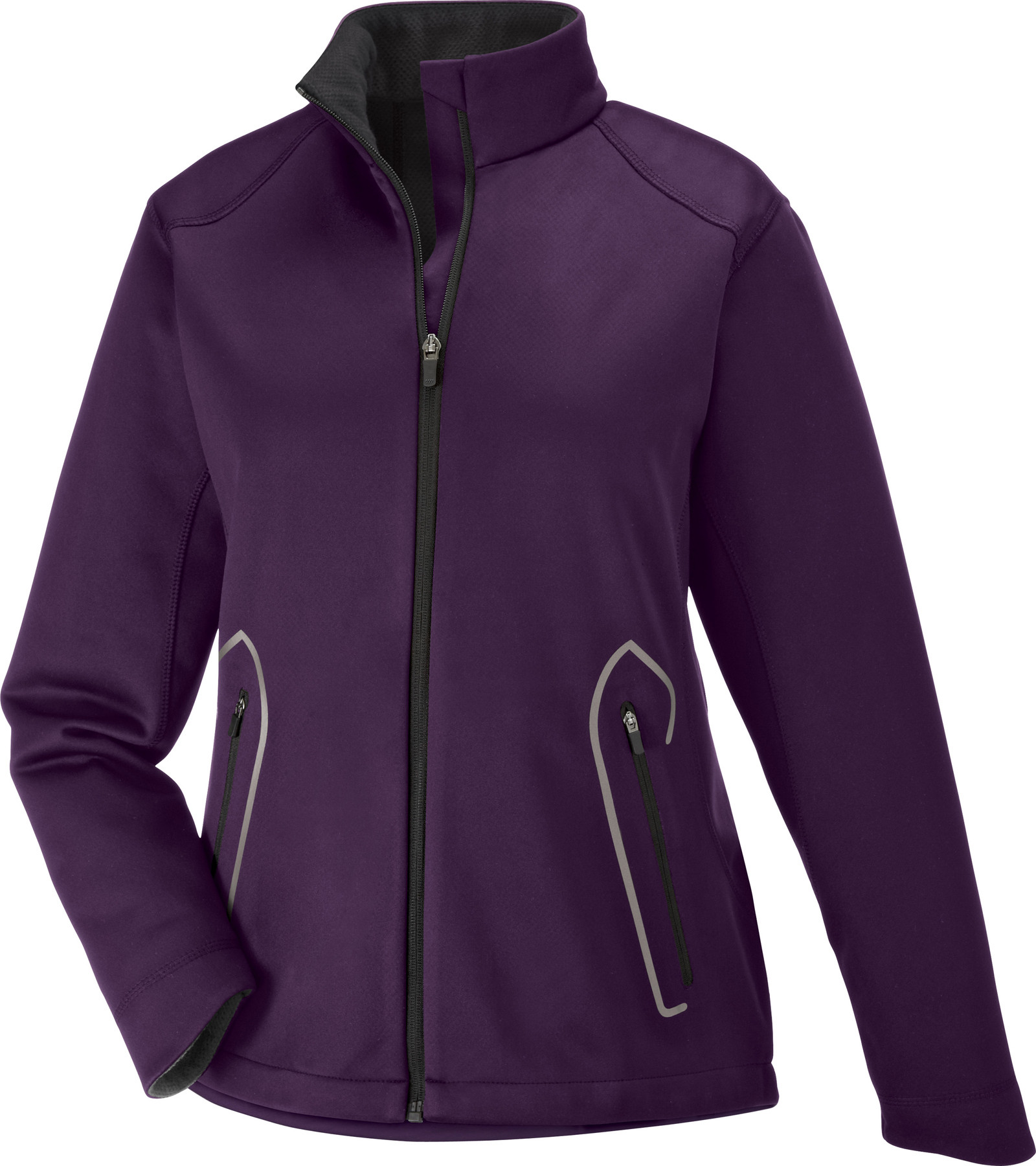 Ash City Performance Jackets 78655 - Splice Ladies' Soft Shell Jacket With Laser Welding