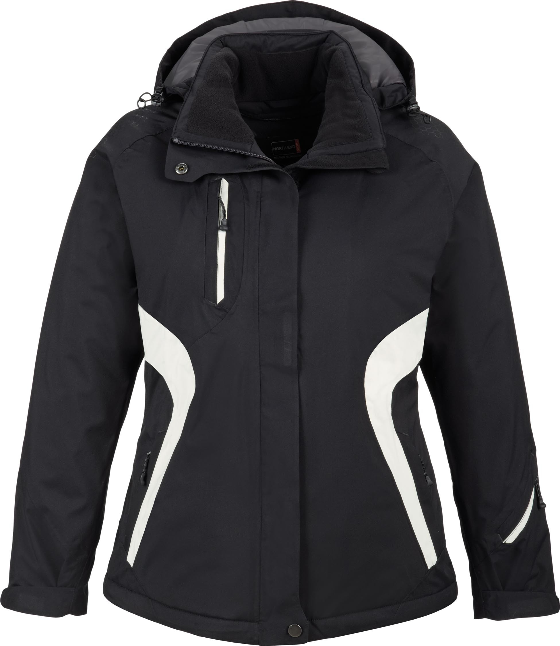 Ash City UTK 3 Warm.Logik 78664 - Apex Ladies' Insulated Seam-Sealed Jacket