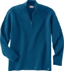 Ash City Sweaters 81008 - Men's Half-Zip Mock Neck Sweater
