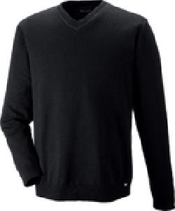 Ash City Sweaters 81010 - Merton Men's Soft Touch V-Neck Sweater