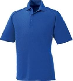 Ash City Eperformance 85108T - Shield Men's Eperformance Snag Protection Short Sleeve Polo