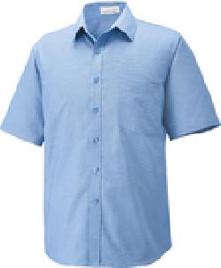 Ash City Wrinkle Resistant 87039 - Maldon Men's Short Sleeve Oxford Shirt