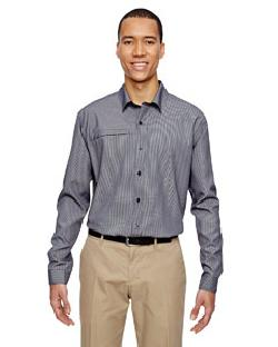Ash City North End 87046 - Men's Excursion F.B.C. Textured Performance Shirt